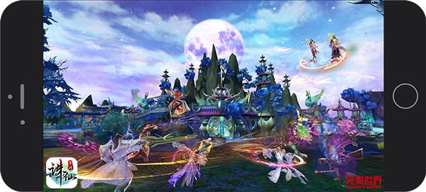 图片: 图4:《诛仙手游》跨服大地图自由PK一战称雄.jpg