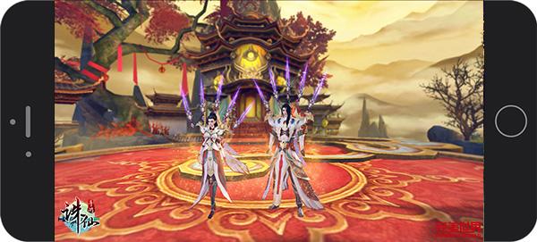 图片: 图3:《诛仙手游》全新焚香职业完美还原诛仙端游时尚造型.jpg