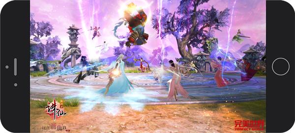 图片: 图8:《诛仙手游》血战蓬莱仙岛.jpg